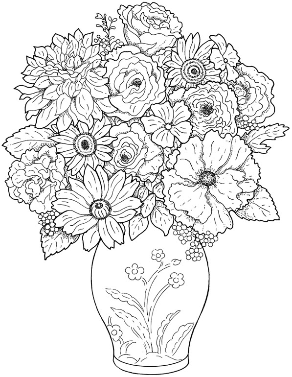 Coloring books for grown ups liz kitchens for Print out coloring pages for adults