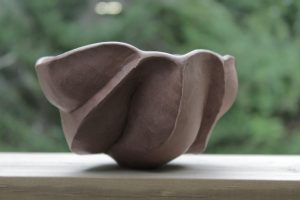 Paulus Berensohn pinch pot