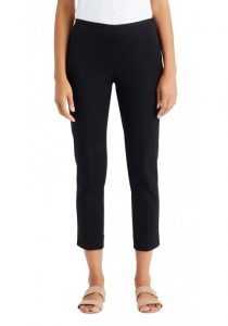 capri black pants